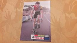 Jean-François BERNARD  Toshiba La Vie Claire 1987 - Ciclismo