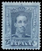 * N.E. 24. Muy Bien Centrado. Cat. 200 €. - 1889-1931 Reino: Alfonso XIII