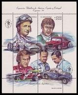 1991Argentina2074-2077/B48Cars - Cars