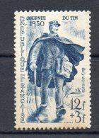 FRANCE 1950 - Journée Du Timbre 1950 - N° 863 - (**) - France