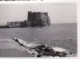 Foto Alte Festung Am Meer - Frankreich Italien (?) - Ca. 1940 -  8*5,5cm (42066) - Orte