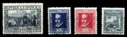 ** 690/93. Lope De Vega. Bonita. Cat. 110 €. - 1931-Hoy: 2ª República - ... Juan Carlos I