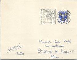 FRANCE - DEVANT DE LETTRE  MARCILHAC-SUR-CELE LOT- TARIF IMPRIME  /1 - Storia Postale