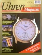 CA126 Uhrenzeitschrift Uhren Magazin, Oktober 1994, Neuwertig - Lifestyle & Mode
