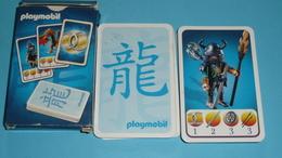 Rare Jeu De Cartes PLAYMOBIL - Group Games, Parlour Games