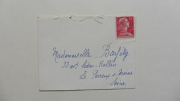 France > Marcophilie (Lettres) > Oblitération Mécanique - Marcophilie (Lettres)