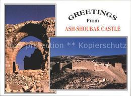 72351532 Jordan Israel Ash Shoubak Castle Israel - Israel