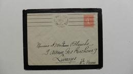 France > Marcophilie (Lettres) > Oblitération Mécanique  Cachet En 1927 - Marcophilie (Lettres)