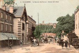 SAINT-GALMIER  - Le Quartier Des Sources - Avenue De La Gare - - Other Municipalities