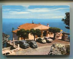 Côte D'Azur Excursion Grande Corniche - Carnet Dépliant 14 Photos Couleur 7,5 X 10,5 ( Une 4 CV Renault . Volkswagen ) - Places