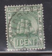 BRITISH GUIANA Scott # 160 Used - Sailing Ship - British Guiana (...-1966)
