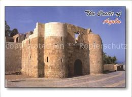 72359340 Jordan Israel Castle Of Agaba - Israel