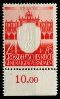 GENERALGOUVERNEMENT Nr 106 Postfrisch URA X77129A - Occupation 1938-45