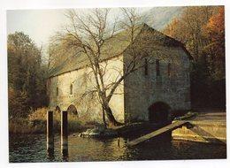 SAINT PIERRE DE CURTILLE--Abbaye D'Hautecombe--La Grange D'eau (moulin)--Bâtiment Cistercien......à Saisir - Autres Communes