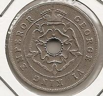 SOUTHERN RHODESIA RHODESIE 1 PENNY 1939 DIFFICILLE 50 - Rhodesia