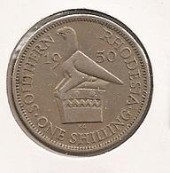 SOUTHERN RHODESIA RHODESIE SHILLING  1950 DIFFICILLE 57 - Rhodesia