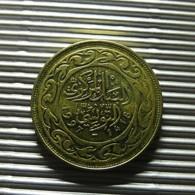 Tunisia 100 Millim 1997 - Tunesië