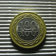 Bahrain 100 Fils 1992 - Bahrein