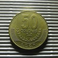 Costa Rica 50 Colones 1999 - Costa Rica