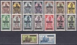 Elfenbeinküste Ivory Coast Cote D'Ivoire 1933 Kultur Culture Eingeborene Haussa Häuptling Mädchen Pferd, Mi. 90-5 ** - Ivory Coast (1960-...)