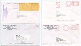 San Marino 2000's 4 Meter Covers To Franklin Michigan- K8YTO Ham Radio - San Marino