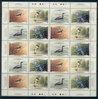 Canada 2000 Birds Sheet MUH - 1952-.... Reign Of Elizabeth II