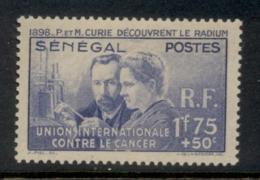 Senegal 1938 Marie Curie MLH - Senegal (1960-...)