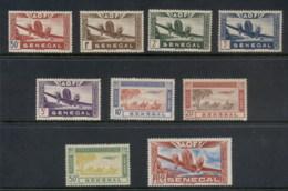 Senegal 1942 Airmail MLH - Senegal (1960-...)
