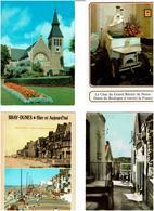 62 / PAS DE CALAIS /  Lot De 90 Cartes Postales Modernes écrites - Cartes Postales