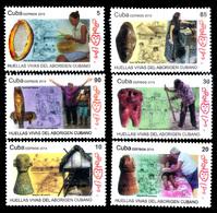 16174. Arawaks - Archeology - Folklore - 2019 - Cb - 2 25 - Tabac