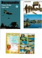 DEBARQUEMENT /  Lot De 41 Cartes Postales Modernes écrites - Cartes Postales