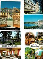 HÔTELS - RESTAURANTS /  Lot De 87 Cartes Postales Modernes écrites - Postkaarten