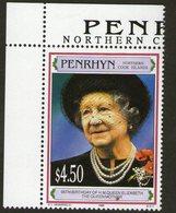 PENRHYN, 1995 QUEEN MOTHER 1 MNH - Penrhyn
