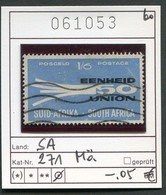 Südafrika - South Africa - Michel 271 - Oo Oblit. Used Gebruikt - - Südafrika (...-1961)