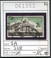 Transkei - Südafrika - South Africa - Michel 338 - Oo Oblit. Used Gebruikt - - Transkei