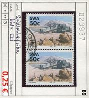 Südwestafrika - Suidwes-Afrika - South West Africa - Michel 661x Im Paar / Pair - Oo Oblit. Used Gebruikt - Südwestafrika (1923-1990)