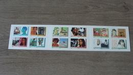 Femmes Du Monde -Titouan Lamazou - Carnet Non Plié N° BC274 (12 Timbres 274 à 285) - Année 2009 - Neuf** - France