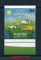 GERMANY Mi.Nr. 3265 Klimaschutz Durch Elektromobilität - Used - Used Stamps