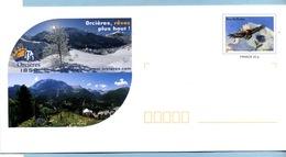 LE PARC DES ÉCRINS  Agrément N° 809 - Lot G4K/06F426 - Prêts-à-poster: TSC Et Repiquages Semi-officiels