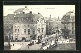 AK Berlin, Komische Oper An Der Friedrich-Strasse - Mitte