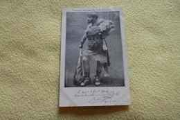 Collection Artistique Des VINS DESILES ..ALLARD ..OPERA COMIQUE......SIGNE P. BERGER - Artistes