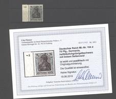 D.R.Nr.104d,xx,Befund - Deutschland