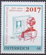 2017 AUTRICHE Austria Emanzipation, Gleichberechtigung / Emancipation, égalité Des Droits ** MNH . . . . [ee93] - Informatique