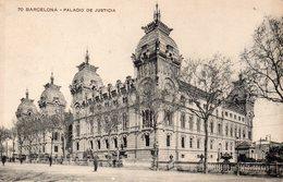 BARCELONA - Palacio De Justicia - Barcelona