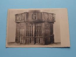 IZENBERGE > De Kerk > Doksaal ( Copyright A.C.L. Brussel ) Anno 19?? ( Zie / Voir Photo ) ! - Alveringem