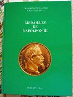 F. PAGE-DIVO / J.P. DIVO. MEDAILLES DE NAPOLEON III - Monarchia / Nobiltà
