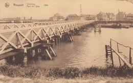 NIEUWPOORT /  DE IJZERBRUG  1928 - Nieuwpoort