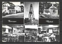 BARAQUE  MICHEL  Restaurant        Photocard        PC - Elsenborn (camp)