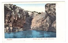 DUBROVNIK - RAGUSE - RAGUSA - Grotte Auf Der Insel Lacroma - Ed. Purger & Co., Muenchen - Croacia