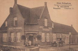 NIEUWPOORT / HOTEL PALINGBRUG - Nieuwpoort
